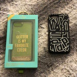 iPhone 7 Plus phone case bundle